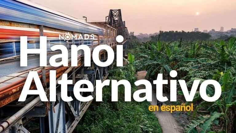 Hanoi Alternativo en Moto